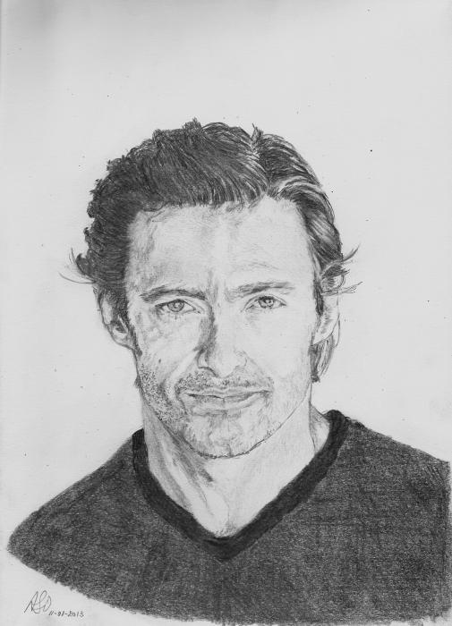 Hugh Jackman por ABO